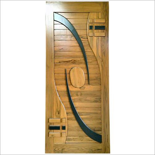 Teak Designer Wooden Doors