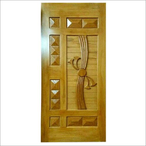 Teak Stylish Wooden Door