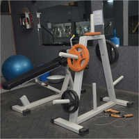 T-Bar Row Machine