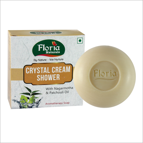 Crystal Cream Soap