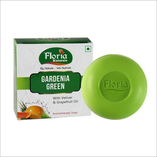 Gardenia Green Aromatherapy Soap