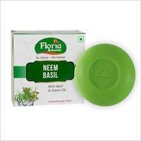 Neem Basil Aromatherapy Soap
