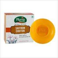 Saffron Chiffon Aromatherapy Soap