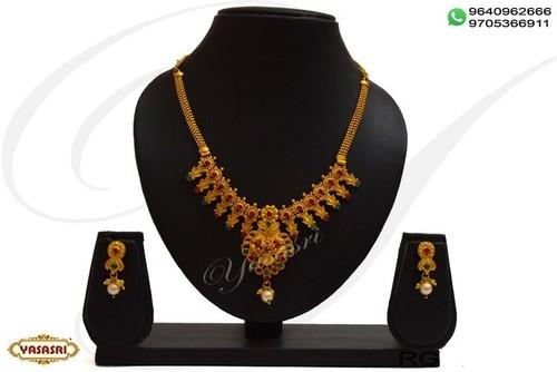 Ladies designer necklace