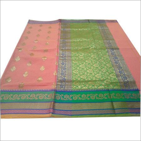 Printed Banarasi Sarees