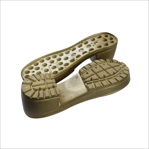 Fresh Air Mid Heel Sandal Sole