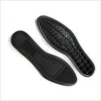 PVC Black Shoes Sole