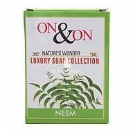 On & On Natures Luxury Neem Soap