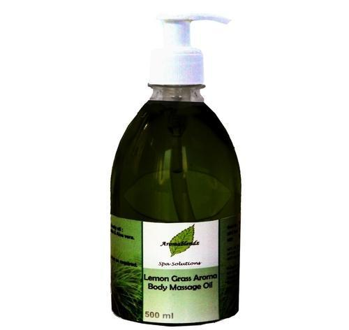 Aromablendz Lemon Grass Body Massage Oil