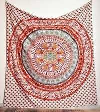 Custom Mandala Tapestry
