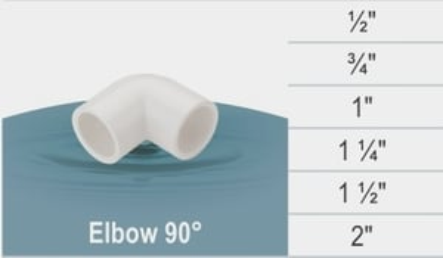 90 Degree Elbow