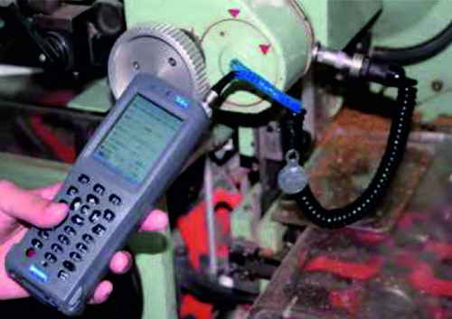 Hand Held Vibration Inspector MS400 / MS600