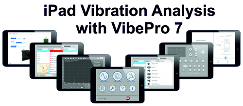 Data Collector & Vibration Analyzer VibePro7