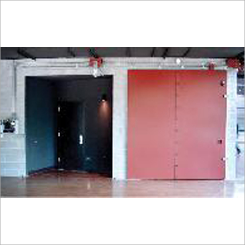 Fire Partition Door
