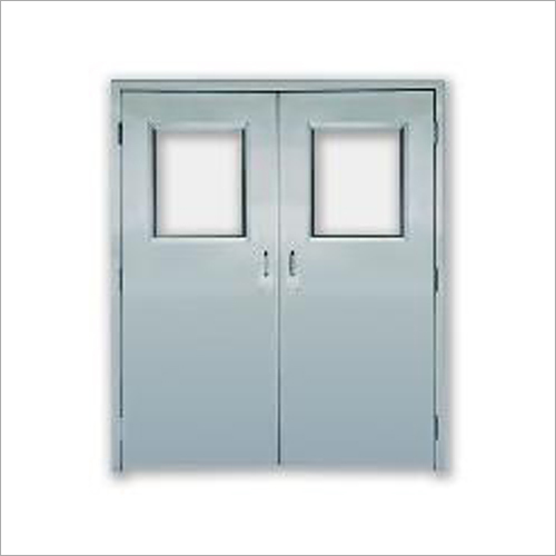 Puff Partition Door