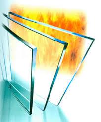 Fire Proof Glass Window