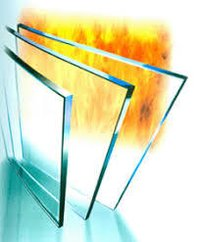 Fire Proof Glass Window