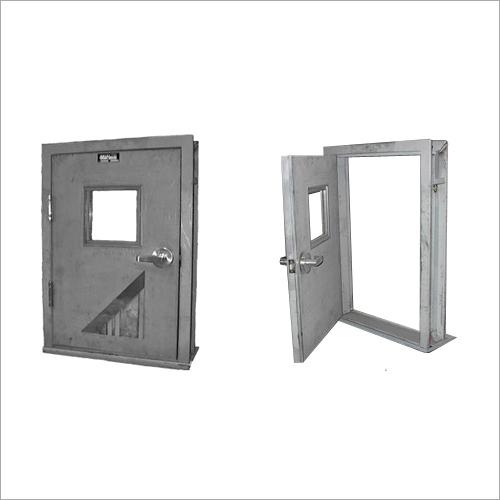 Lead Lined Hollow Metal Door