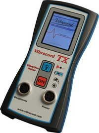 Ground Vibration Monitoring System Vibracord TX