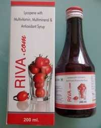 Lycopene With Multivitamin Multimineral and Antioxidants syrup
