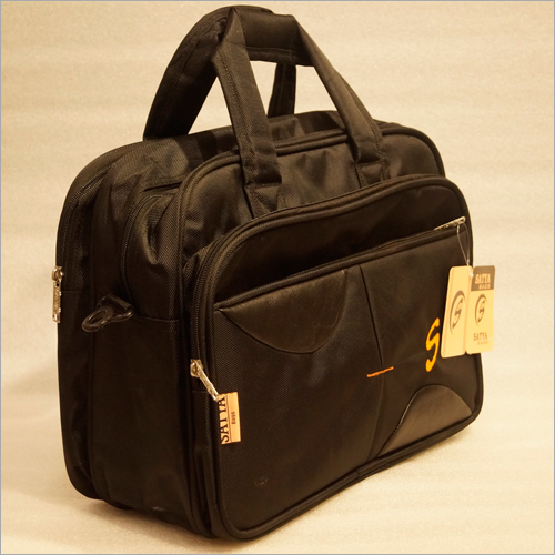 Black Office Bag