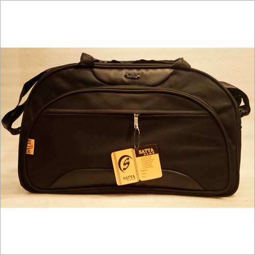 Black Travelling Bag