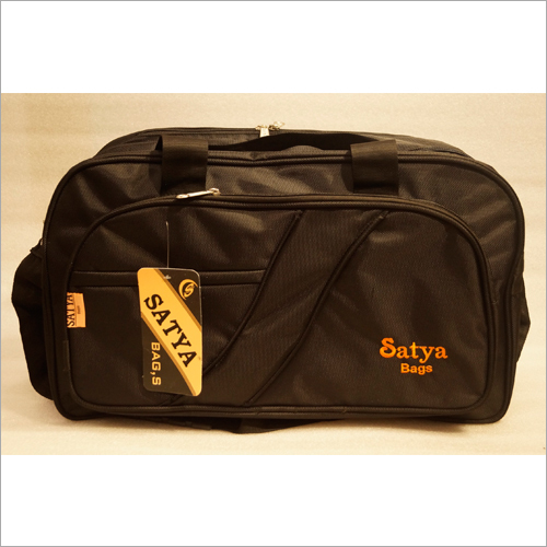 Zipper Travelling Bag