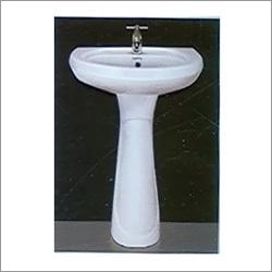 Repose Set Pedestal Wash Basin