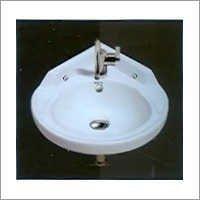 16x16 Corner Wash Basin