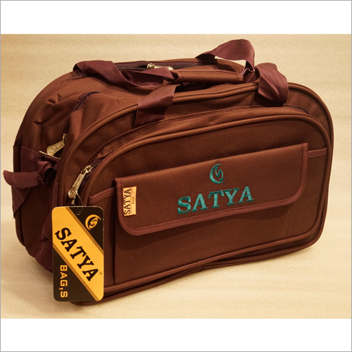 Brown Travelling Bag