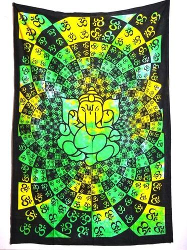 Ganesha Printed Wall Hanging