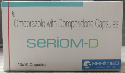 Omeprazole with domeperidone capsules