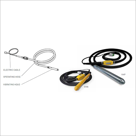 VH - Electric high frequency internal vibrators