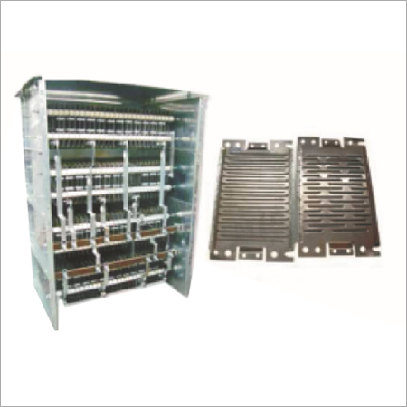 Stainless Steel Punched Grid Resistors