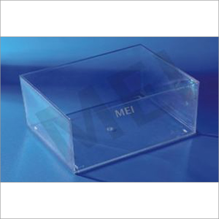 MEI Rectangular Jar