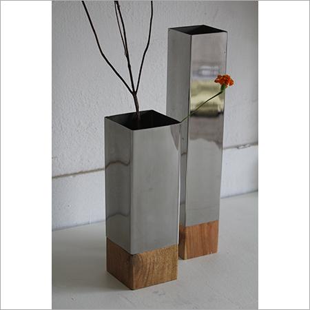Crystal Table Vase