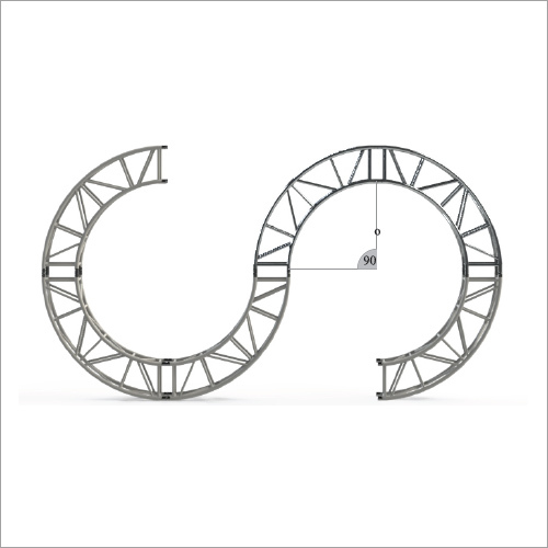 Circle And Curved Trusses