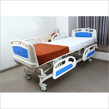 FIVE FUNCTION FULL MOTORIZED ICU BED