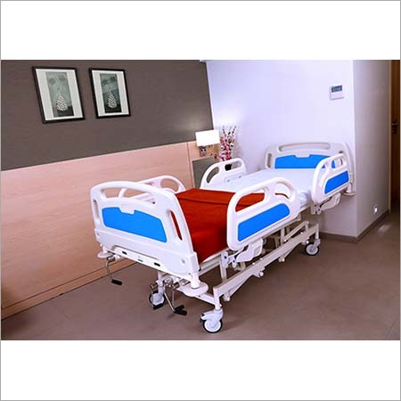 Manual Iccu Bed