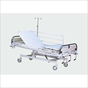 THREE FUNCTION ICU BED (FIXED HEIGHT)