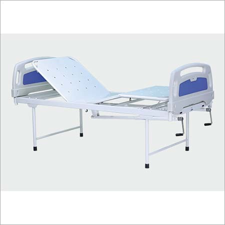 Manually Operated Fowler Bed