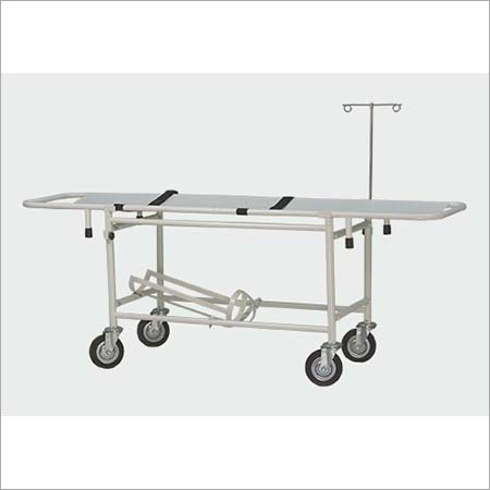 STRETCHER-ON-TROLLEY
