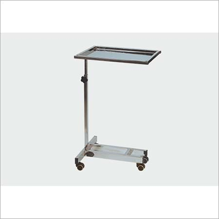 MAYOS TROLLEY SINGLE BAR (SS)