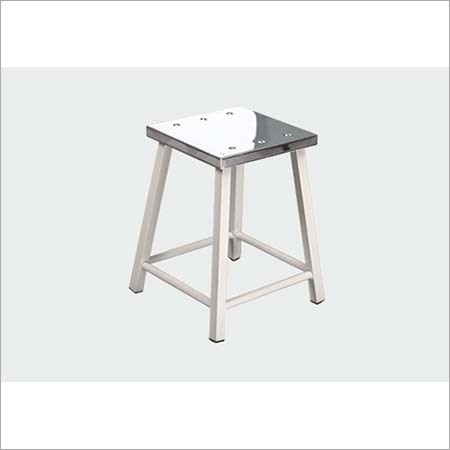 MULTIPURPOSE STOOL (SS TOP)