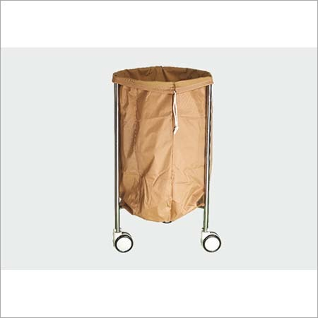 LINEN TROLLEY (ROUND TYPE)