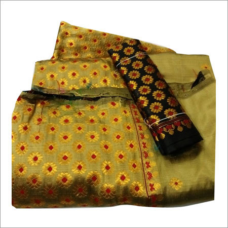 Ladies Printed Mekhela Chador