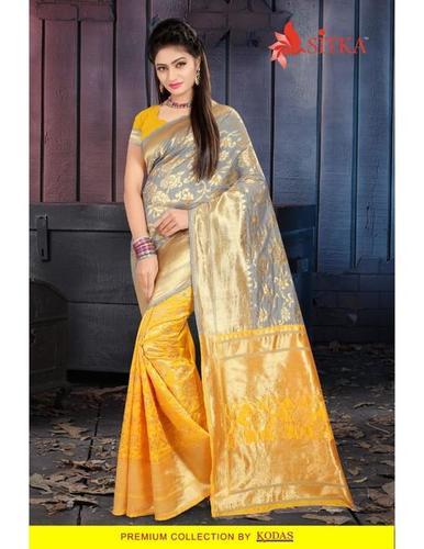 Printed Designer Saree