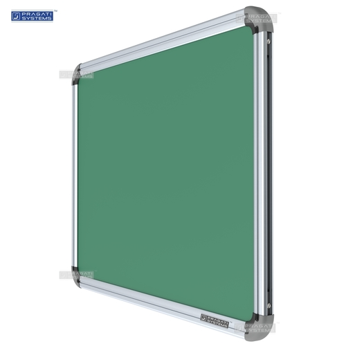 Non-magnetic Chalkboards