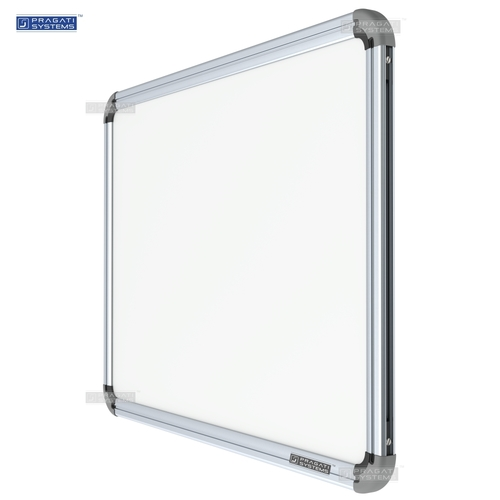 Iris Heavyduty Non-Magnetic (Melamine) Whiteboards Dry Erase White Marker Surface