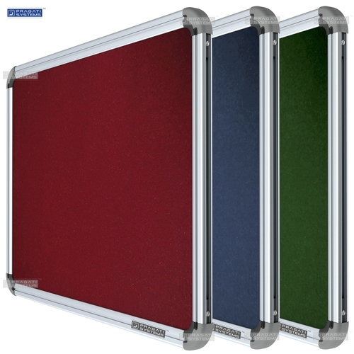 Iris Heavy-duty Pin-up Boards (Display Boards)